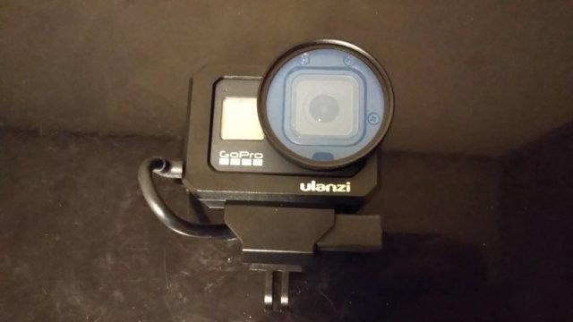 GoPro8 Ulanzi G8-5