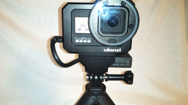 GoPro8 .