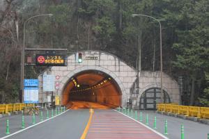 秩父ツーリング 雁坂トンネル