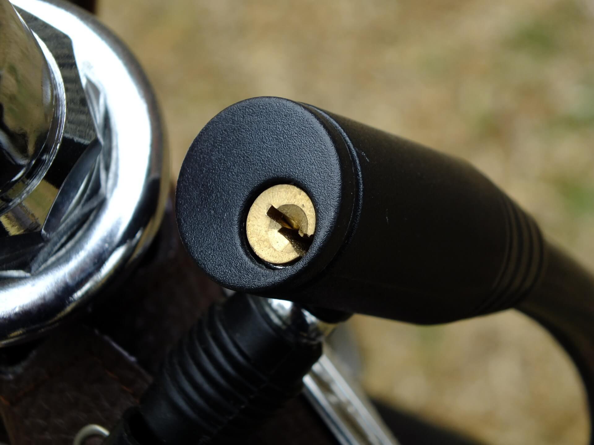 バイク盗難