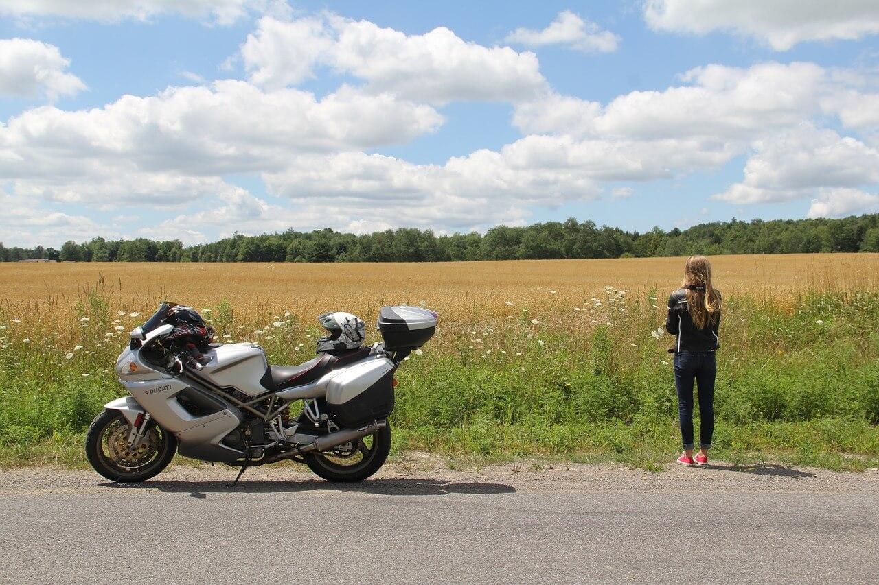 大型バイク4